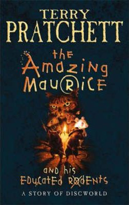 Pratchett, Terry / The Amazing Maurice and his Educated Rodents (Large Hardback)