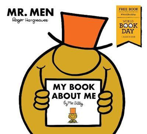 Mr Men and Little Miss, My Book about Me by Mr Silly
