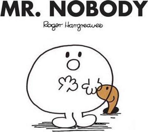 Mr Men and Little Miss, Mr. Nobody