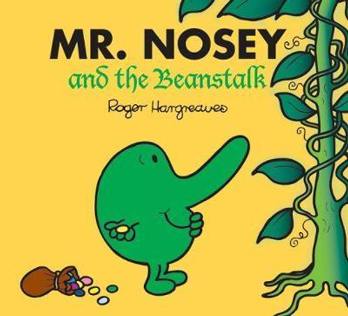 Mr Men and Little Miss, Mr. Nosey and the Beanstalk