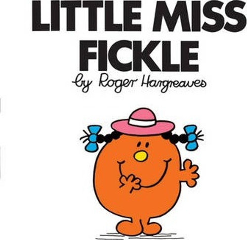 Mr Men and Little Miss, Little Miss Fickle