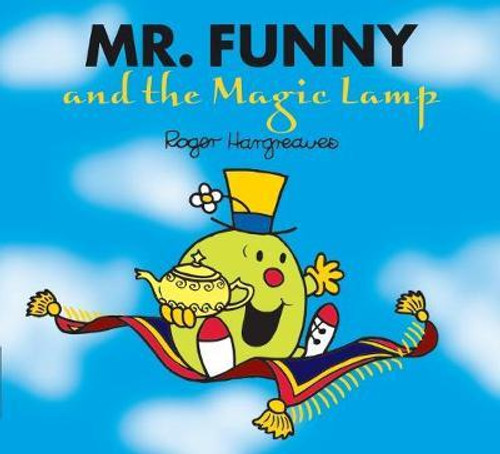 Mr Men and Little Miss, Mr Funny and the Magic Lamp