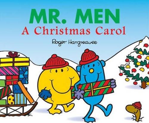 Mr Men and Little Miss, Mr. Men A Christmas Carol