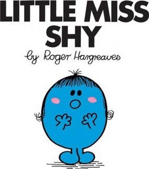 Mr Men and Little Miss, Little Miss Shy
