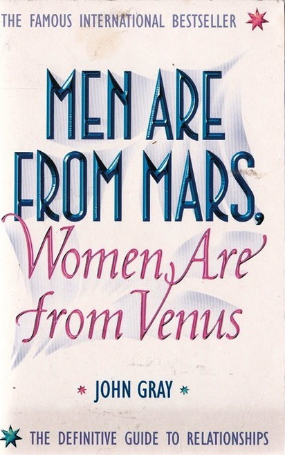 Gray, John / Men Are from Mars, Women Are from Venus