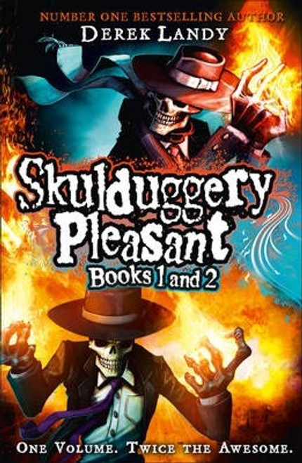 Landy, Derek / Skulduggery Pleasant 1 & 2: two books in one