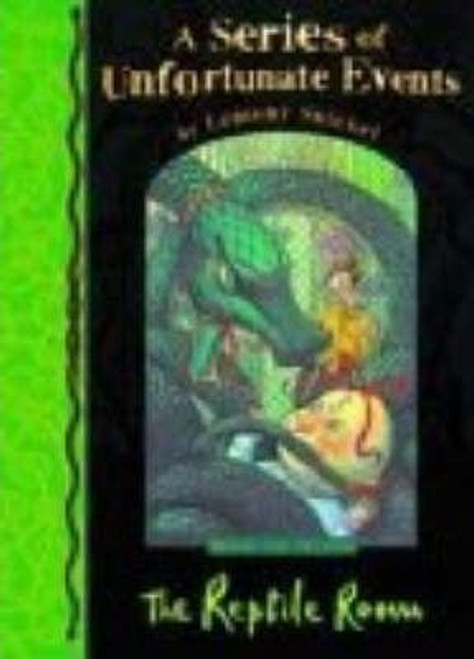 Snicket, Lemony / A Series of Unfortunate Events (Book 2) The Reptile Room (Hardback)