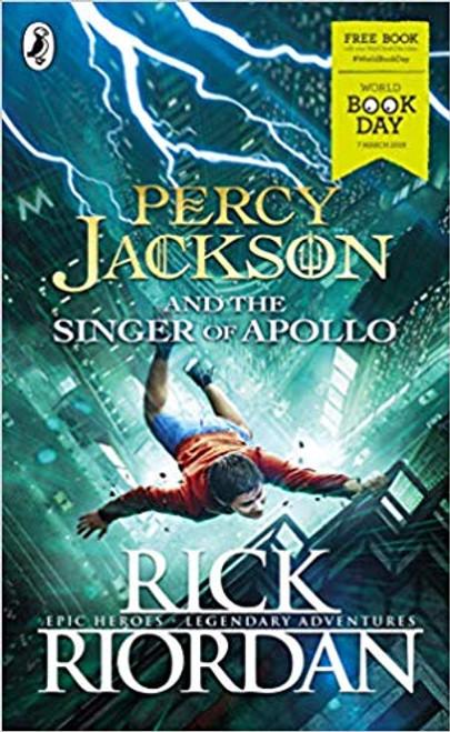 Riordan, Rick / Percy Jackson and the Singer of Apollo: World Book Day 2019