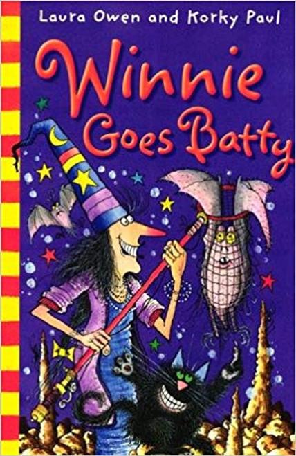 Owen, Laura / Winnie Goes Batty