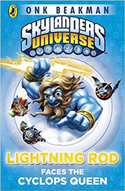 Beakman, Onk / Skylanders Mask of Power: Lightning Rod Faces the Cyclops Queen: Book 3