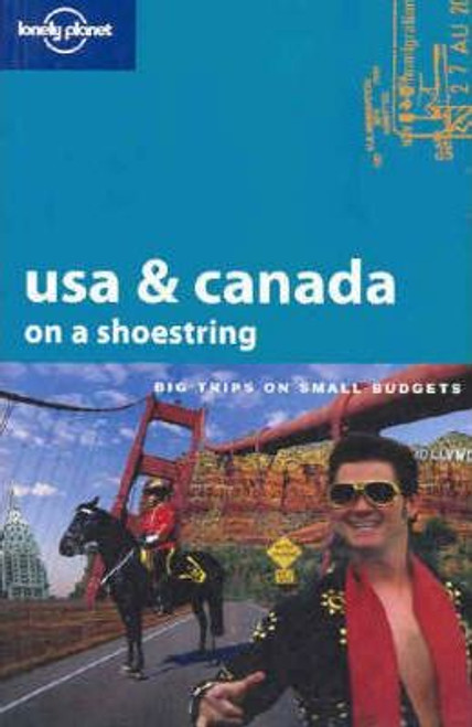 Lonely Planet USA and Canada on a Shoestring