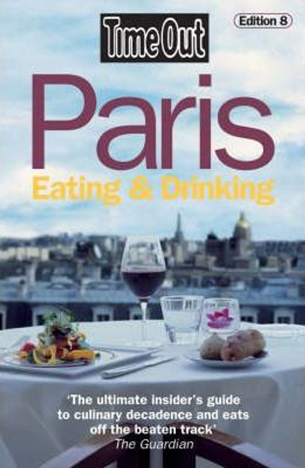 Time Out Paris Eating & Drinking