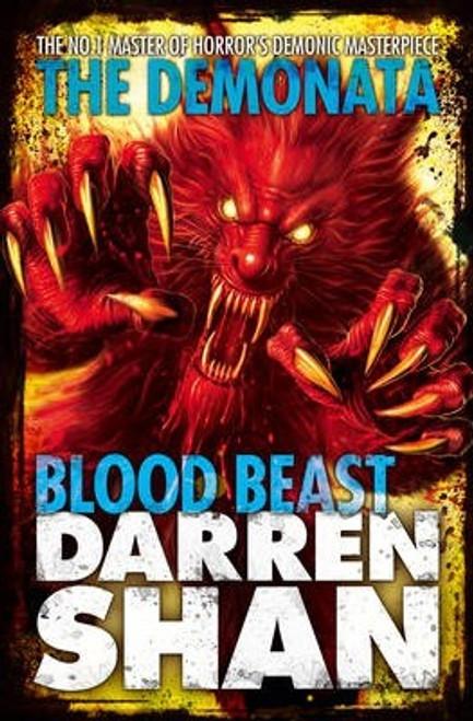 Shan, Darren / Blood Beast ( Demonata - Book 5 )
