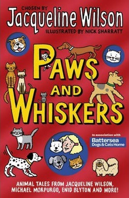 Wilson, Jacqueline / Paws and Whiskers