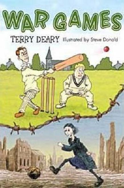 Deary, Terry / War Games