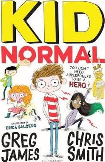 James, Greg / Kid Normal