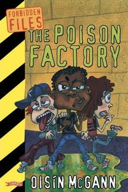 McGann, Oisin / The Poison Factory