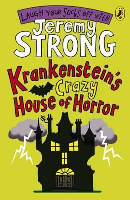 Strong, Jeremy / Krankenstein's Crazy House of Horror