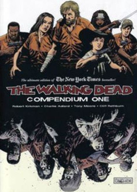 The Walking Dead - Compendium 1 - PB Image Comics - Graphic Novel  - Collects Issues 1-48 - Zombie Horror