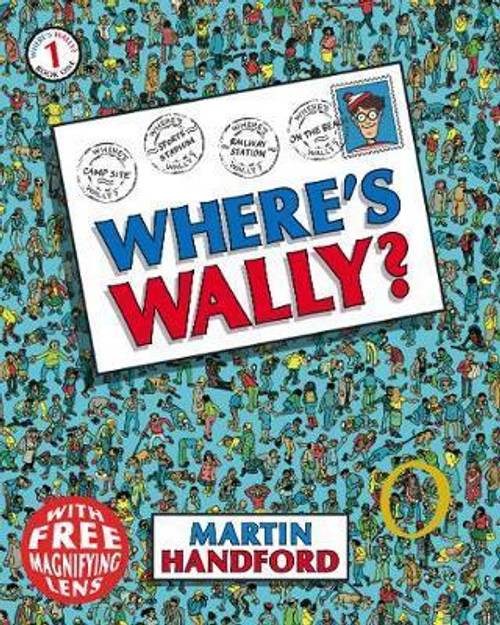 Handford, Martin / Where's Wally?