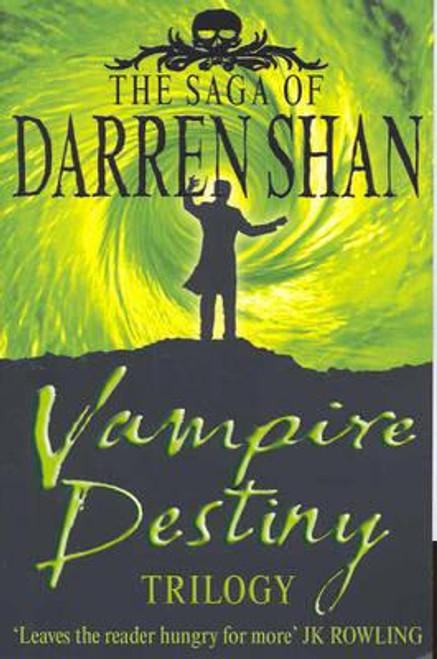 Shan, Darren / Vampire Destiny Trilogy: