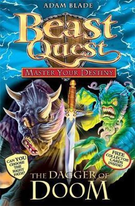 Blade, Adam / Beast Quest: The Dagger of Doom