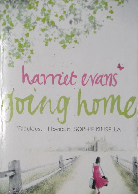 Evans, Harriet / Going Home