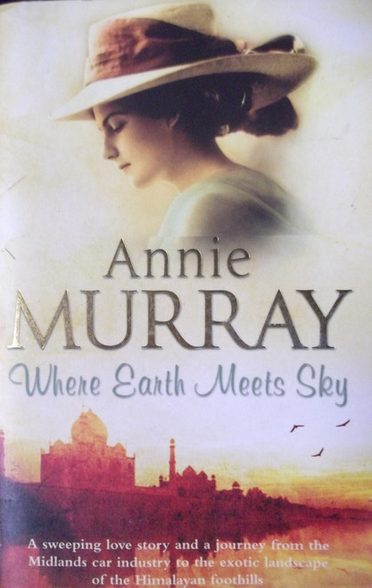 Murray, Annie / Where Earth Meets Sky