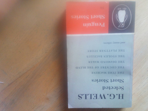 Wells, H.G - Selected Short Stories - Penguin Short Stories - Vintage PB 1960