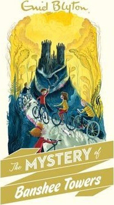 Blyton, Enid / The Mystery of Banshee Towers