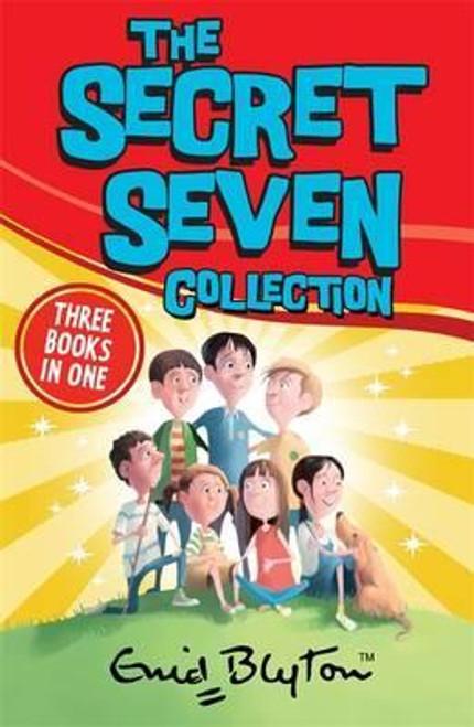 Blyton, Enid / The Secret Seven Collection 1 : Books 1-3