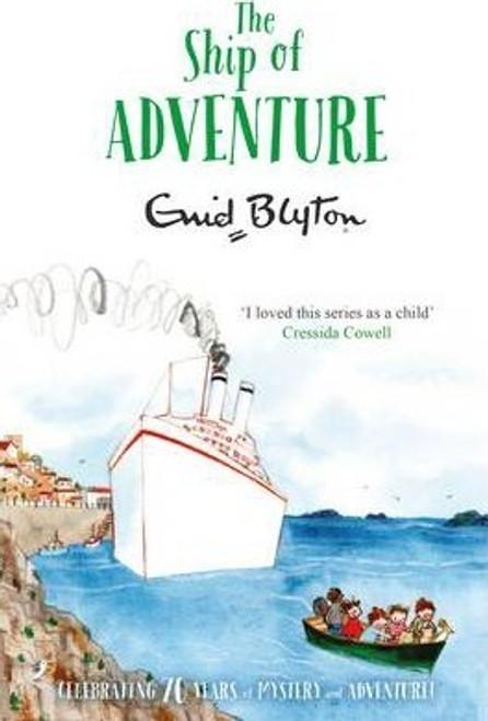 Blyton, Enid / The Ship of Adventure