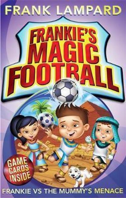 Lampard, Frank / Frankie's Magic Football:  Frankie vs The Mummy's Menace