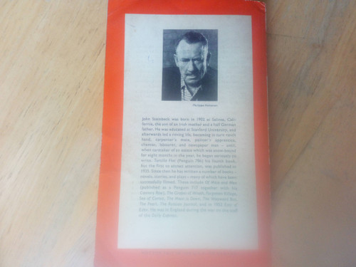 Steinbeck, John - The Grapes of Wrath - Penguin Vintage PB ED 1957