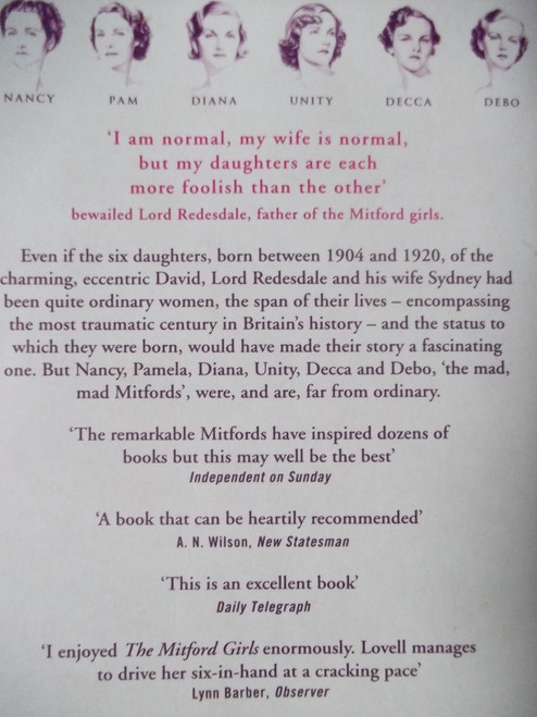 Lovell, Mary S. / The Mitford Girls