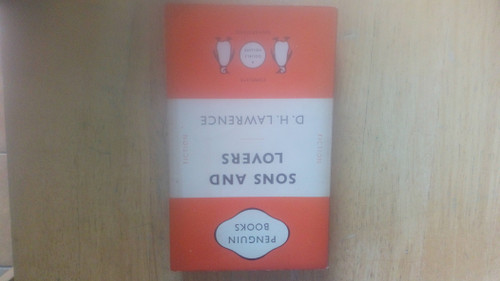 Lawrence, D.H - Sons and Lovers - Penguin Vintage PB - 1951, Originally 1913