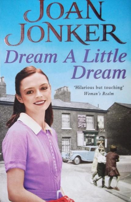 Jonker, Joan / Dream A Little Dream