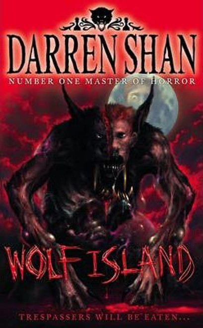 Shan, Darren / Wolf Island (Large Paperback)