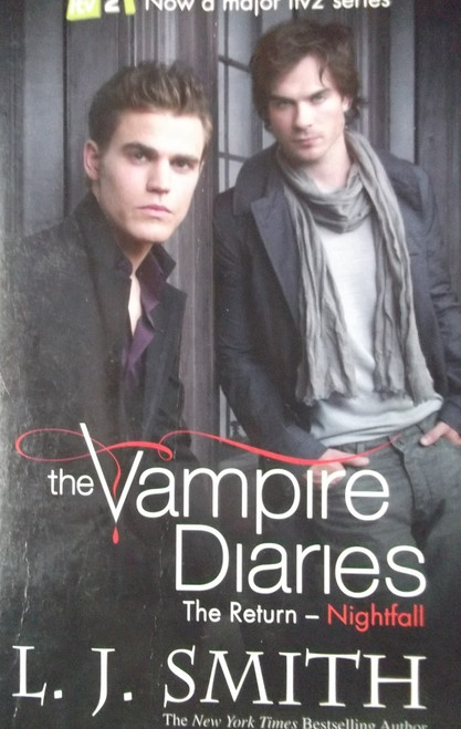 Smith, L.J. / The Vampire Diaries: The Return-Nightfall