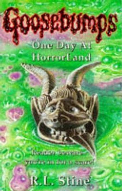 Stine, R.L. / Goosebumps: One Day at Horrorland
