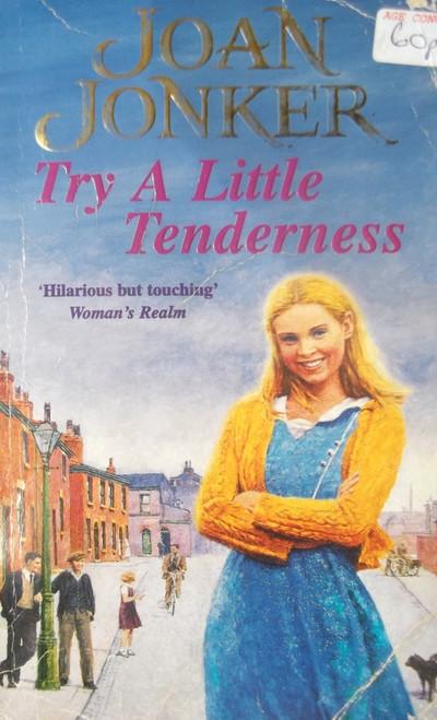 Jonker, Joan / Try a little Tenderness