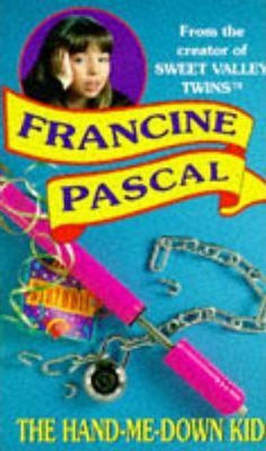 Pascal, Francine / Sweet Valley Twins: The Hand-me-down Kid