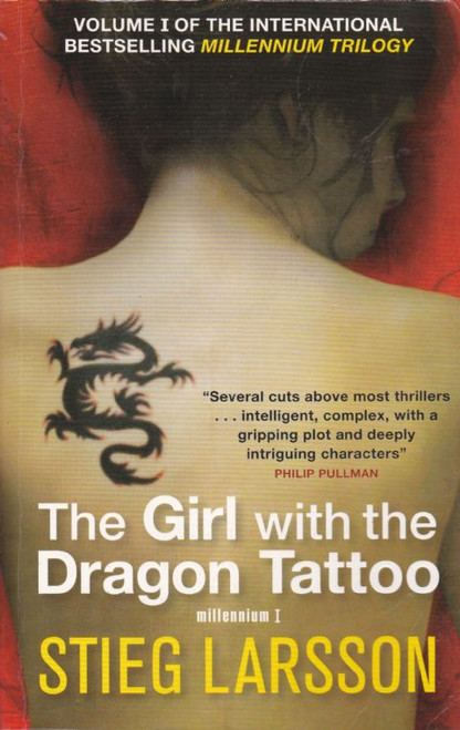 Larsson, Stieg / The Girl With The Dragon Tattoo