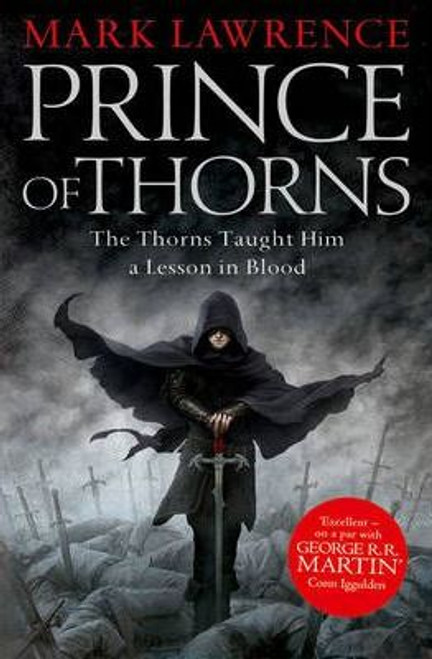 Lawrence, Mark / Prince of Thorns