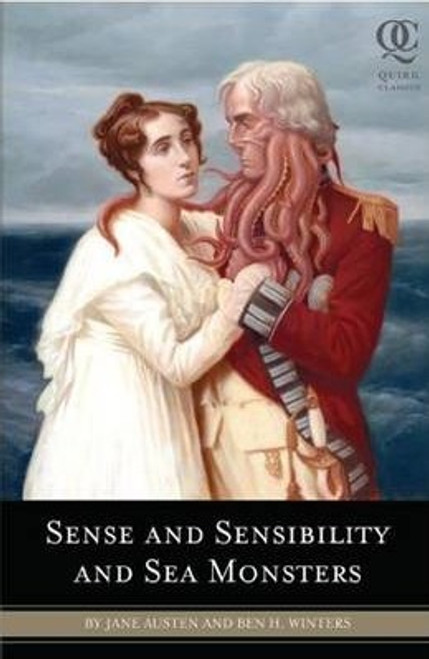 Austen, Jane / Sense and Sensibility and Sea Monsters (Large Paperback)