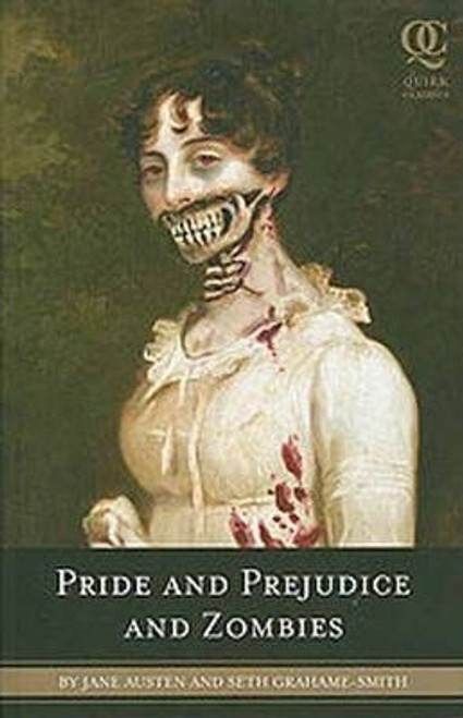 Austen, Jane / Pride And Prejudice And Zombies (Large Paperback)