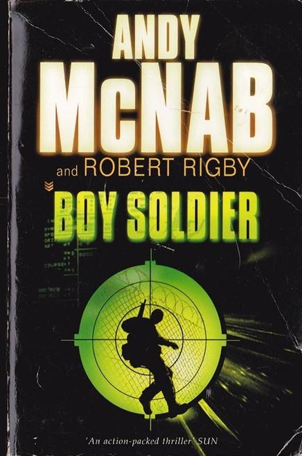 McNab, Andy / Boy Soldier