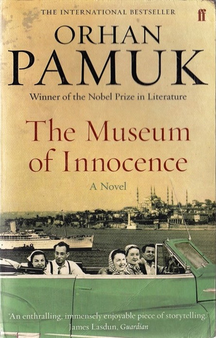 Pamuk, Orhan / The Museum of Innocence