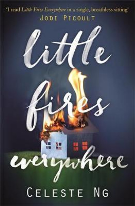 Ng, Celeste / Little Fires Everywhere : The New York Times Top Ten Bestseller (Large Paperback)