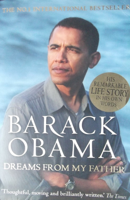 Obama, Barrack / Dreams from my Father